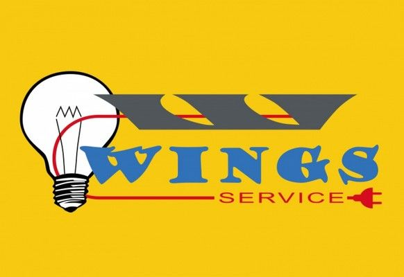 Logo-Wings Service